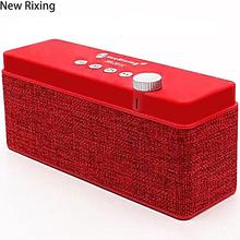 Casa de costura tarjeta de radio portátil de manos libres bluetooth altavoces y subwoofer usb creativo nuevo sonido(China (Mainland))