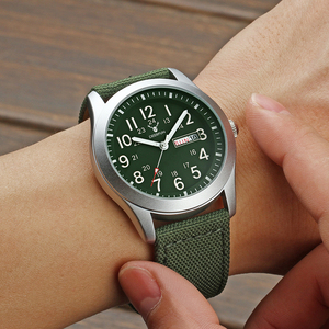Image 4 - DEERFUN Sports Watches Men Luxury Brand Army Military Men Watches Clock Male Quartz Watch Relogio Masculino horloges mannen saat