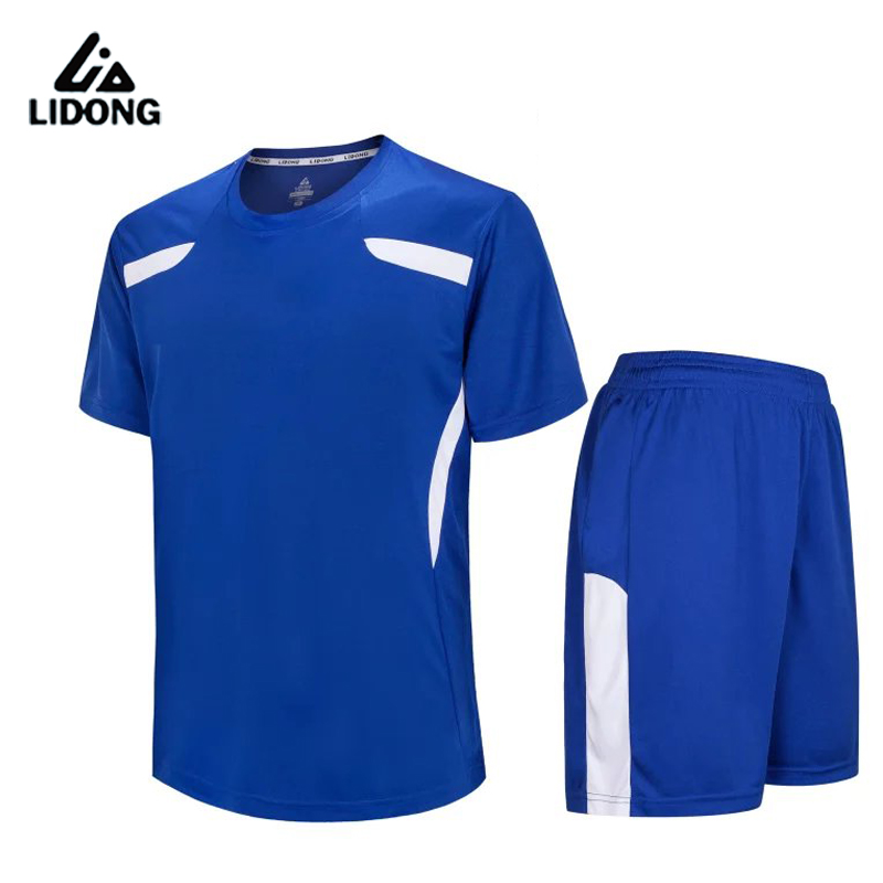 New Kids Soccer Jerseys Set Youth Boys Survetement Football 2018 Kit Sports Shirts Breathable maillot de foot $1.8 to Customized