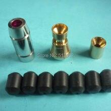 Набор направляющих Sodick K1C TS ID0.3-3. 0 мм набор направляющих для сверления SSG EDM, включая направляющие, цанги, направляющие, резиновые уплотнения