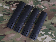 Tactical Gun Accessories TD style handguard panel with ribs rail covers panel
