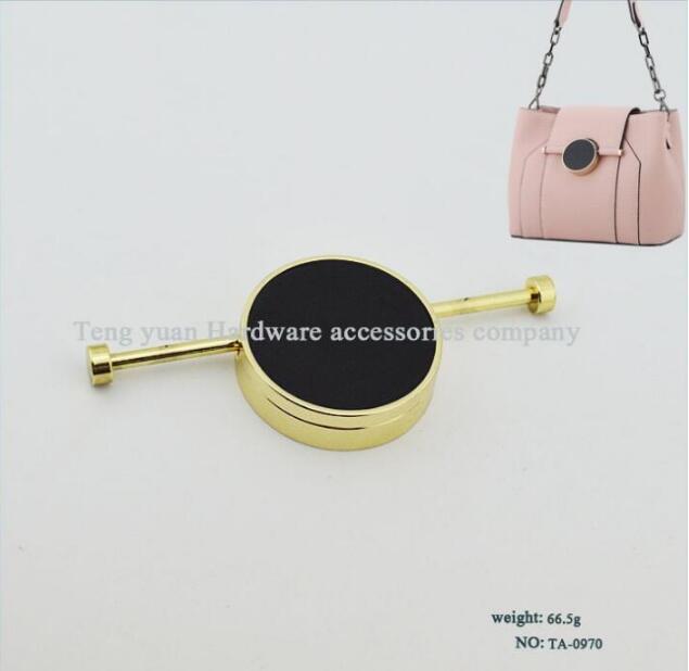 (5 PCS/lot) DIY High-grade Metal Plating Decorative Lock Elegant Handbag Hardware Accessories