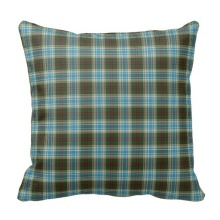 Ugly State Of Michigan Tartan Pillow Case (Size: 20″ by 20″) Free Shipping