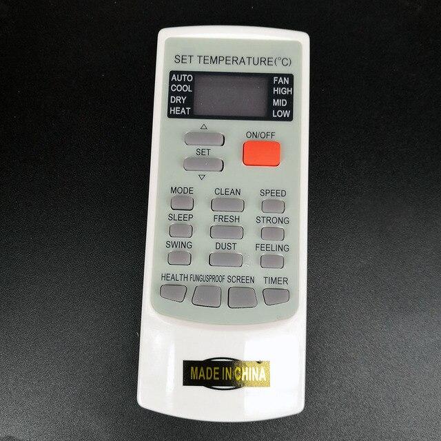Nieuwe Vervanging A/C afstandsbediening Voor AUX YKR H/002E Voor YKR H/008 YKR H/009 YKR H /888 AC Airconditioner Remoto controle