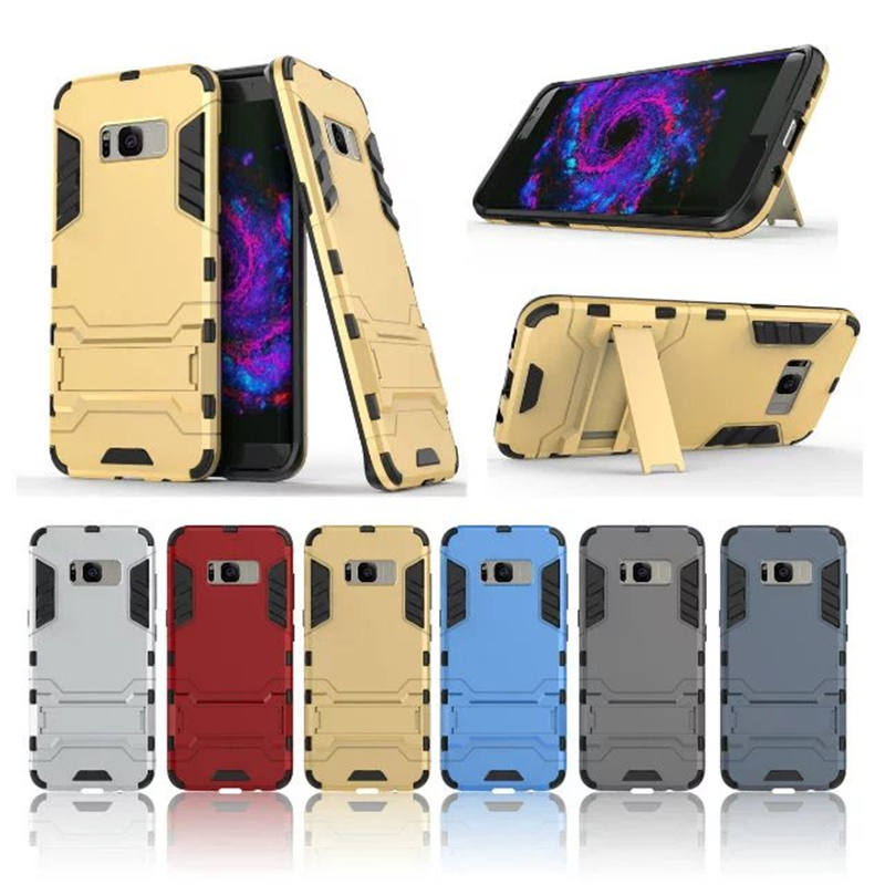 Full Cover Hard PC Iron Man Cases for Samsung Galaxy S5 S6 S7 Edge S8 S9 Plus J3 J5 J7 A3 A5 A7 A8 2016 2017 2018 J2 Prime Case