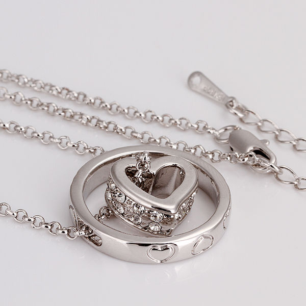 8d5592707256c US $4.21 25% OFF|New Heart Pendant Titanic Gold Color Necklace Women Zircon  Jewelry Pendants Pendulum Bijouterie Pingente India Costume N462-in ...