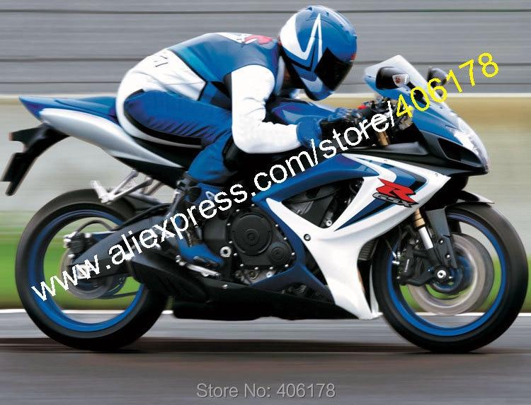 Hot Sales,For Suzuki GSXR 600 GSXR 750 K6 06 07 GSX-R600 GSX-R750 2006 2007 Aftermarket Motorcycle Fairing (Injection molding) hot sales for suzuki gsxr 600 k8 gsxr 750 body kit 08 09 10 gsx r 600 750 2008 2009 2010 aftermarket fairing injection molding