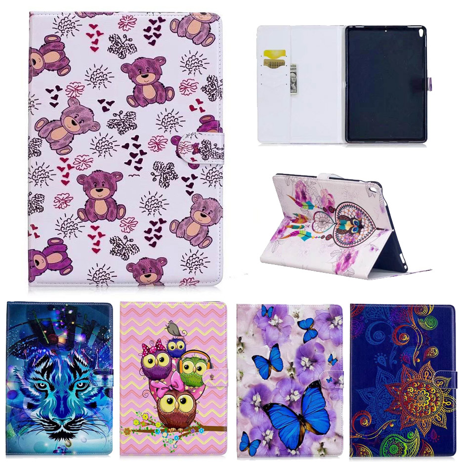 Tablets & E-books Case Wekays Cover For Coque Apple Ipad Pro 10.5 Inch Cartoon Moon Girl Leather Fundas Case For Ipad Pro 10.5 2017 Tablet Cover Cases Cheap Sales Tablet Accessories