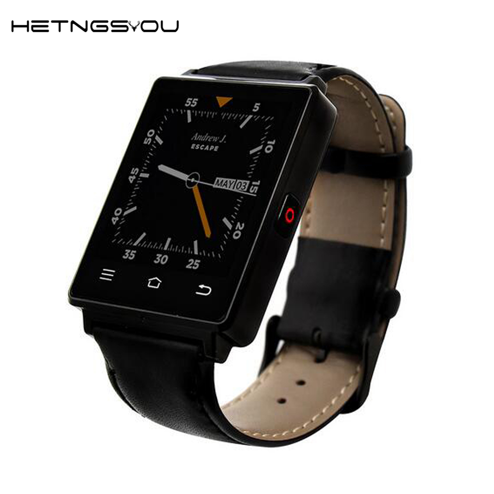 HETNGSYOU 3G Ios Android Smartwatch  MTK6580 Quad Core 1.63 Inch WiFi Bluetooth GPS Smart Watch Men  Wearable Devices Relogio no 1 d6 1 63 inch 3g smartwatch phone android 5 1 mtk6580 quad core 1 3ghz 1gb ram gps wifi bluetooth 4 0 heart rate monitoring
