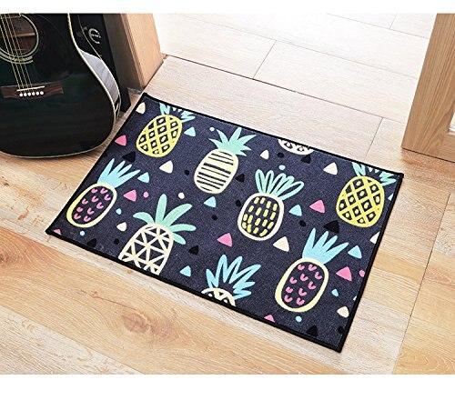 Tapis de sol antidérapant WINLIFE Cartoon tapis de salon chambre