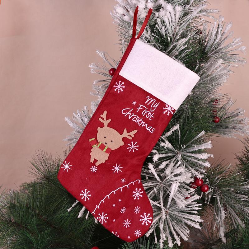 Online kaufen großhandel kamin weihnachten strümpfe aus china ...