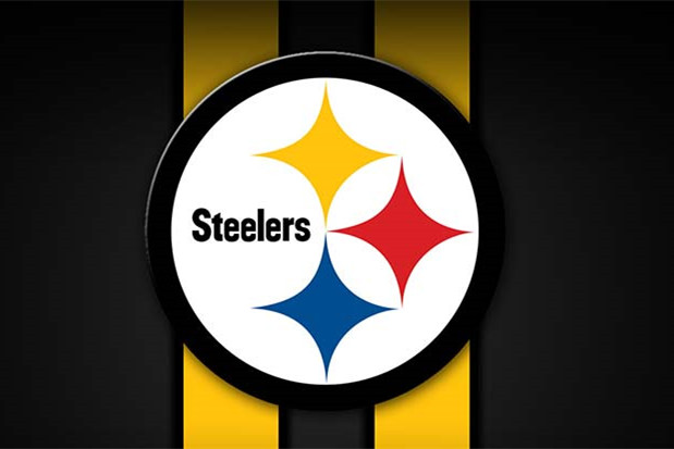 8bf10fd76de kokoer Diamond Painting Full Square Round Pittsburgh Steelers football Logo  Daimond Painting Mosaic Embroidery Home