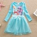 Um acordo de parceria e cooperação!! 2016 meninas de verão vestir crianças roupas de bebê roupas das meninas, meninas bonito vestido de princesa, meninas little pony vestido