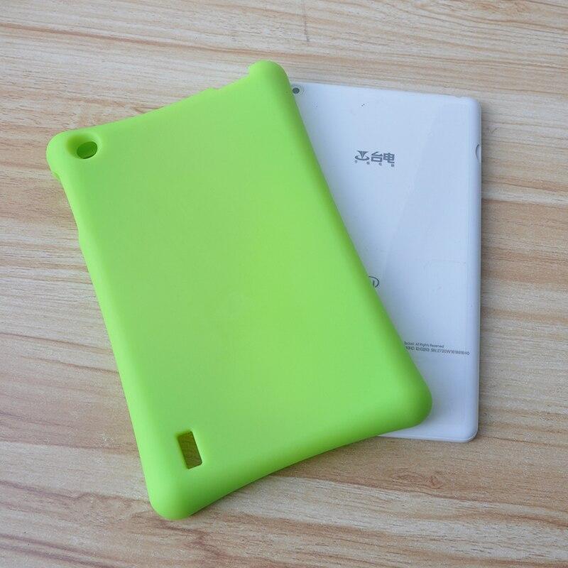 MingShore para TECLAST X80 HD 8.0 Funda de silicona suave Funda - Accesorios para tablets - foto 4