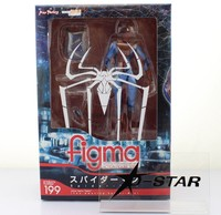 EMS Shipping 12pcs 6 Spider Man The Amazing Spiderman Boxed 15cm PVC Action Figure Collection Model