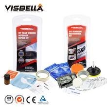 Get more info on the Visbella DIY Rear window Defogger Repair Kits Fix Auto Glass Mist Broken Grid and Headlamp Restoration Kits Car Headligh Clean