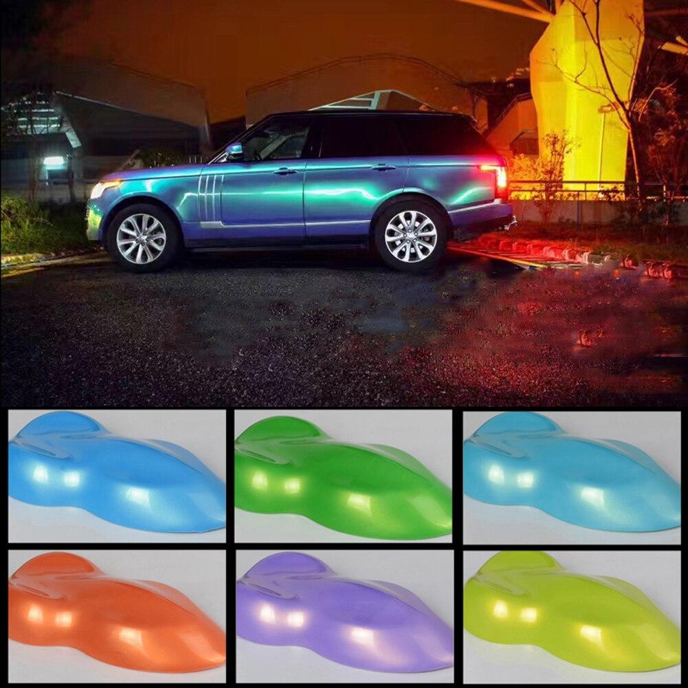 Housse de voiture en vinyle bonbon métallisé brillant Film autocollant de véhicule sans bulle