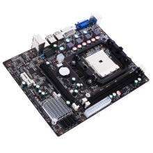 Ga-A55-S3P Motherboard New Ddr3 Dimm Desktop Mainboard Boards A55 A75 S3P Cpu Socket Fm1 Hdmi R20 цена