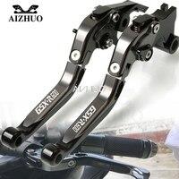 Motorcycle Brake Clutch Lever Extendable Adjustable Levers For Suzuki GSXR600 GSX R GSX R GSXR750 K4 K5 GSXR1000 K7 K8