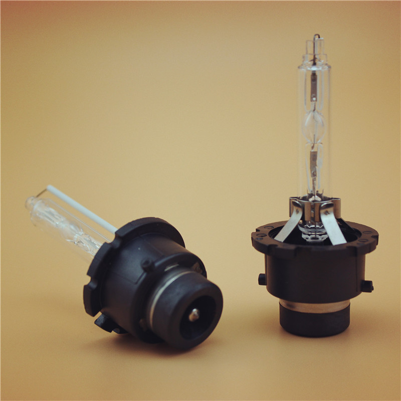 تعویض زنون اتومبیل Styling 2 PSC D2S HID Xenon با نگهدارنده فلزی 12V35W لامپ لامپ چراغ جلو چراغ جلو 4300K 6000K 8000K
