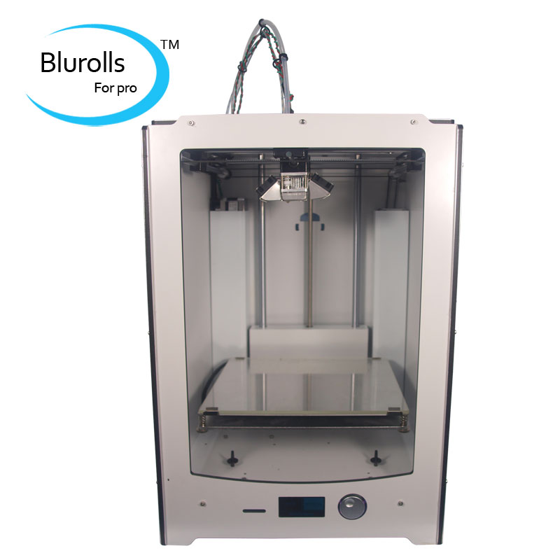 Blurolls kompatible med UM2 Ultimaker 2 udvidet 3D-printer DIY - Kontorelektronik
