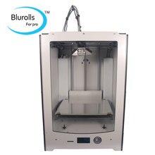 Blurolls compatiable with UM2 Ultimaker 2 extended 3D printer DIY full kit/set auto leveling 3d printer