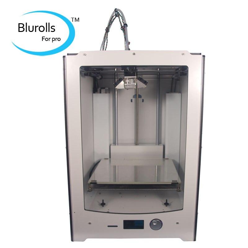 ee3a5e3e5 Compatiable com UM2 Blurolls Ultimaker 2 estendido impressora 3D DIY kit  completo/set auto nivelamento impressora 3d