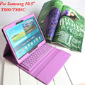 Best Quality Silicon Wireless Bluetooth Keyboard Case With Stand Back Cover Case For Samsung Galaxy Tab S 10.5 T800 T805C