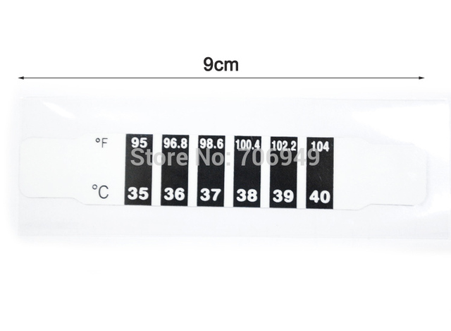Baby Thermometer Reusable