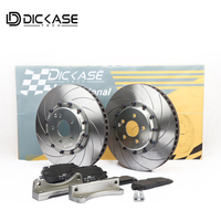 Universal racing refit 355x32mm brake disc for CP8530 four piston brake caliper for BMW 328