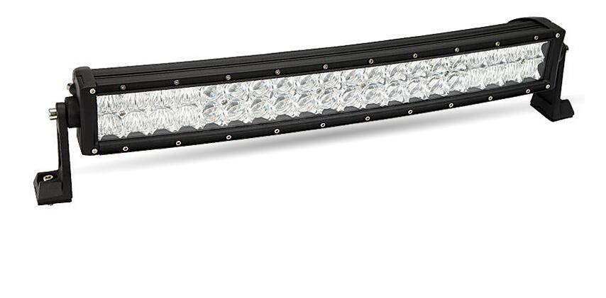Auxmart 120w 22inch Led Light Bar combo beam Offroad work light SUV ATV 4x4 4WD 2WD camp ...