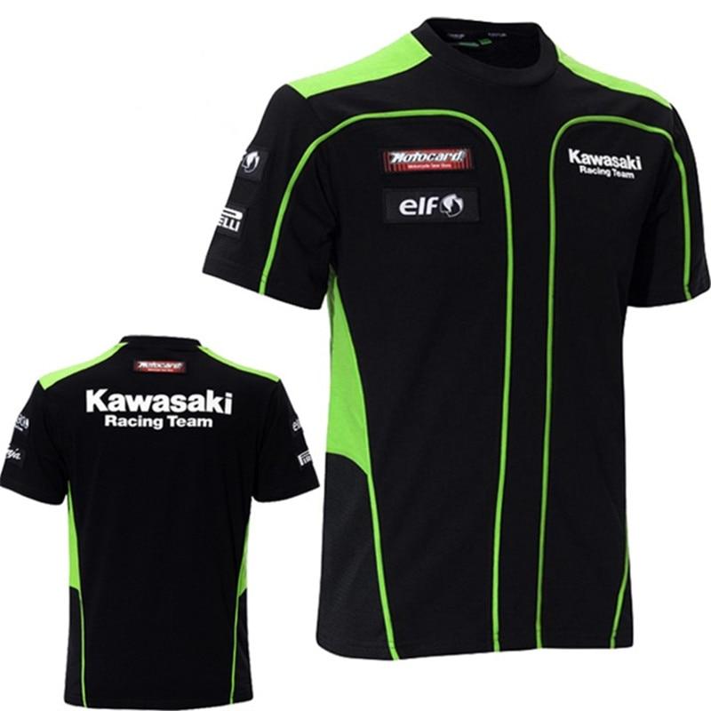 Popular Kawasaki Racing Shirt Buy Cheap Kawasaki Racing