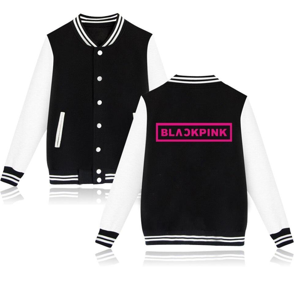 BLACKPINK Women Print Sweatshirts Jacket Women Sweatshirts Jacket Winter Cool And Fashion Clothes Brand Clothes XXS To 4XL
