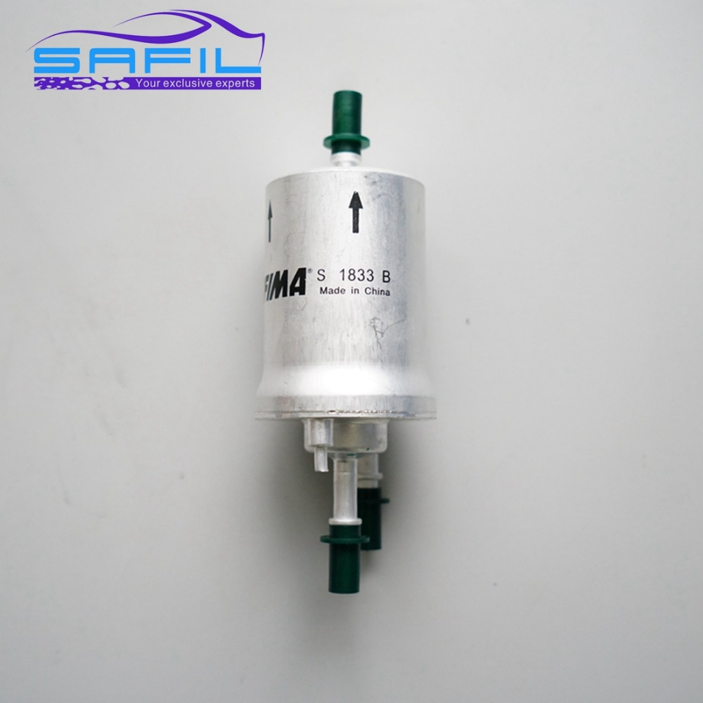 fuel filter for vw Bora / Golf 6 / Jetta / BEETLE / Caddy / Touran / Polo . SKODA FABIA  ...
