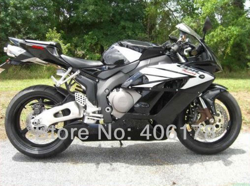 Hot Sales,For Honda cbr 1000rr 2004 2005 CBR1000RR 2004-2005 White and Black Aftermarket Motorcycle Fairings (Injection molding) hot sales for honda cbr1000rr 04 05 cbr 1000 rr 1000rr cbr1000 rr 2004 2005 konica minolta abs fairing kit injection molding