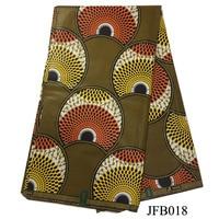 African Wax Fabric Phoenix Hitarget Real Wax Fabric African Wax Prints Fabric 6 Yards For Women