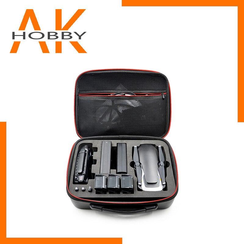 Bolso de mano de Carring para DJI Mavic Air Drone accesorios controlador de batería
