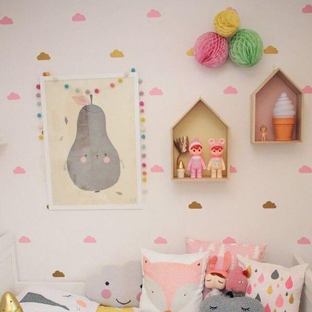 Little Cloud Kids Bedroom Wall Sticker For Kids Room Baby Boy Rooms Home  Decor Nursery Girl Wall Decor Boy Room Wall Stickers
