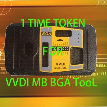 Prix pour VVDI BGA MB jetons. 5 jetons