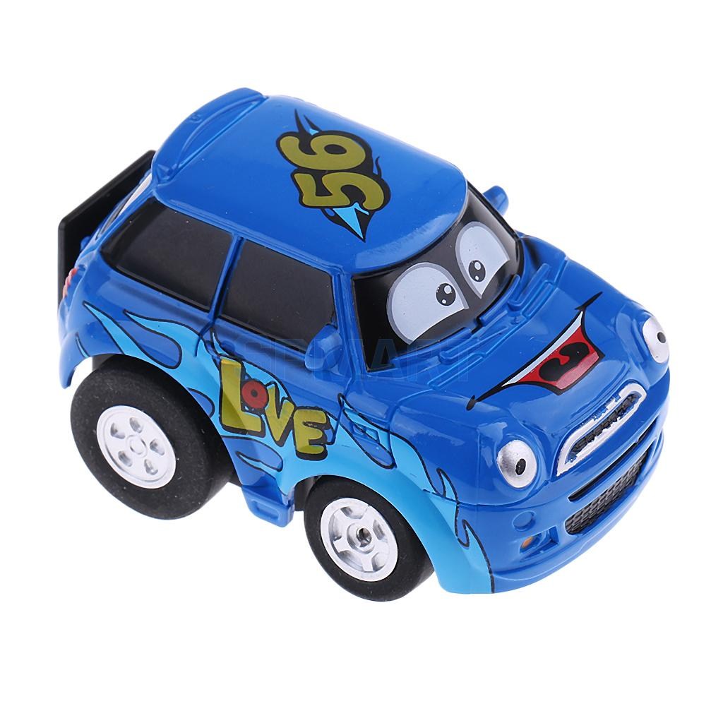 Mini Remote Control Car Toy Wristband Watch Shape RC Vehicle Toys Kids Gift Blue