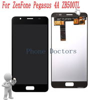 5 0 Inch Full LCD DIsplay Touch Screen Digitizer Assembly For Asus ZenFone Pegasus 4A ZB500TL