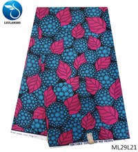 LIULANZHI nigerian wax fabric 2019 for style ankara ML29L19-36