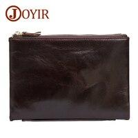 Designer Brand Wallet Genuine Leather Men Bag Envelope Clutches Bag Long Wallet Luxury Handbag Big Male Coin Purse Card Holder