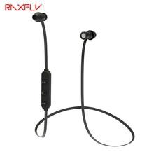 RAXFLY K3 Auricular Bluetooth Wireless Portable Del Deporte IC Control de Voz Estéreo de Sonido de Ruido Auriculares Inalámbricos Para Hawei P9
