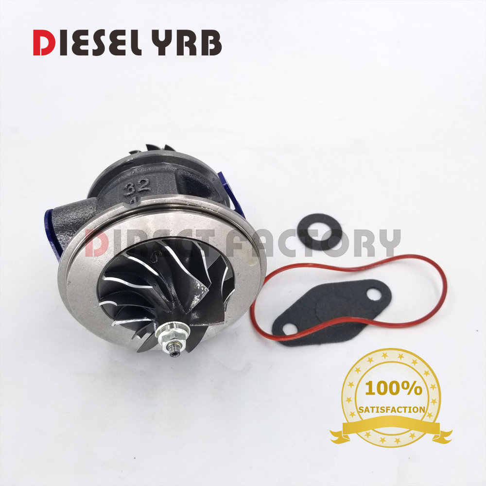 With O-Ring balanced turbo cartridge TD02 turbolader chra 49173-02412 49173-02410 28231-27000 for Kia Carens II 2.0 CRDI