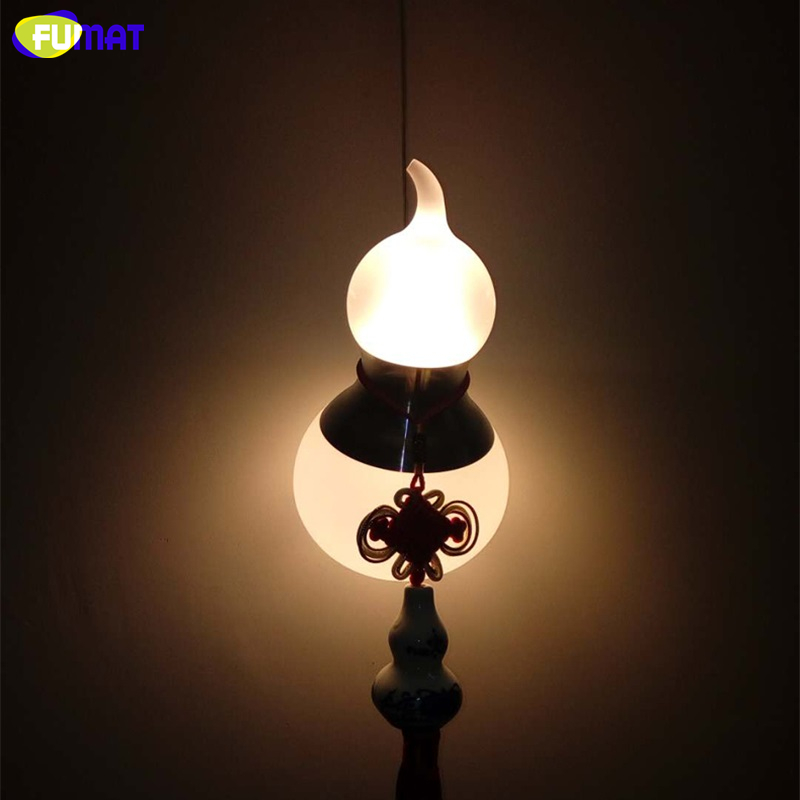 FUMAT Calabash Art Pendant Lamps Mascot Blessing Peace Happiness Chinese Knot For Dinning Study Room Chinese Style LED LightsFUMAT Calabash Art Pendant Lamps Mascot Blessing Peace Happiness Chinese Knot For Dinning Study Room Chinese Style LED Lights