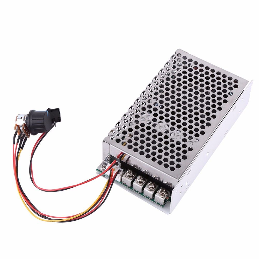 Pwm Motor Speed Regulator 10-50V DC Motor Speed Control Controller PWM Speed Controller For DC Motor книги эксмо изучаю мир вокруг для детей 6 7 лет page 2