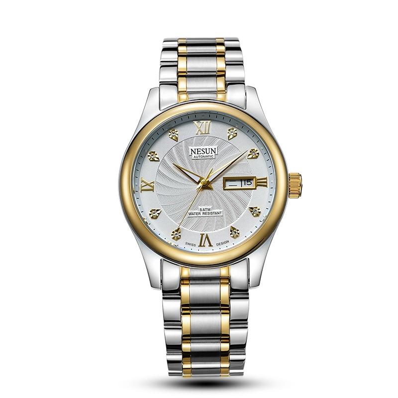 Swiss Made NESUN Luxury Watch Automatic Self-winding 1