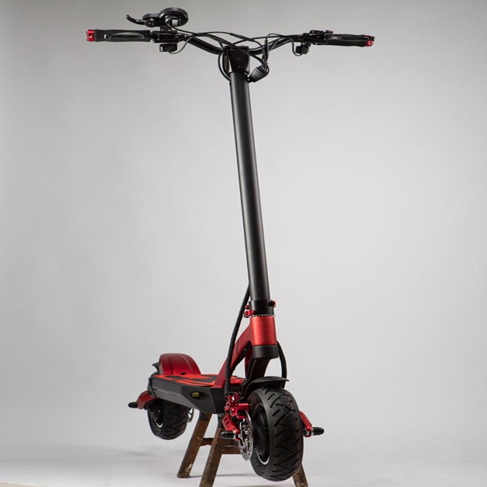 2019 Kaabo Mantis double moteur e-scooter 2000W LG batterie 60V 24.5Ah scooter électrique