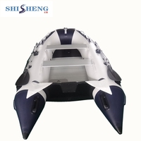 Cheap sport motor pvc boat for sale with CE!